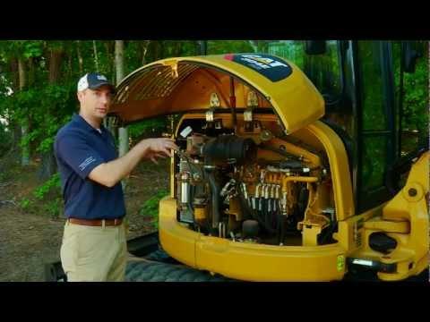 Cat® E Series Mini Excavators Overview