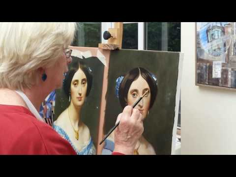 Learn Oil Painting Techniques at Academy of Realist Art Edinburgh