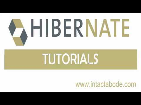 Hibernate Tutorial - Introduction and Overview
