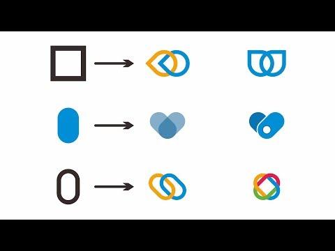 Logo Design Inspiration | Logo Tutorial for Beginner