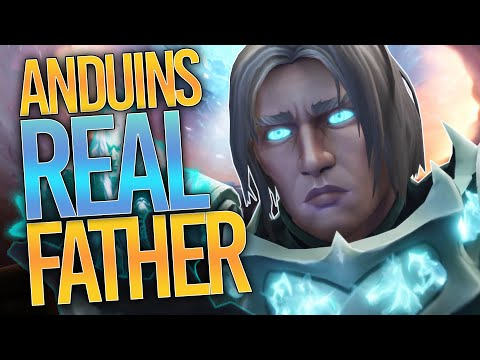 Arthas is Anduin's Real Father !!! Warcraft Conspiracy