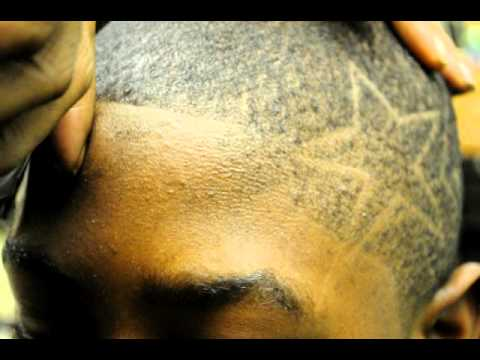 How to Line up, shape up, & edge up a haircut