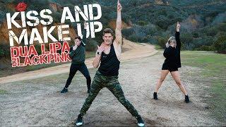 Kiss and Make Up - Dua Lipa & BLACKPINK | Caleb Marshall | Dance Workout