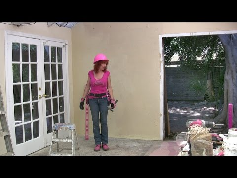 Moving a Door 3 – How to install exterior french doors