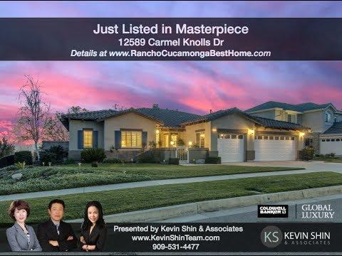 Sold By Kevin Shin 12589 Carmel Knolls Drive Rancho Cucamonga CA