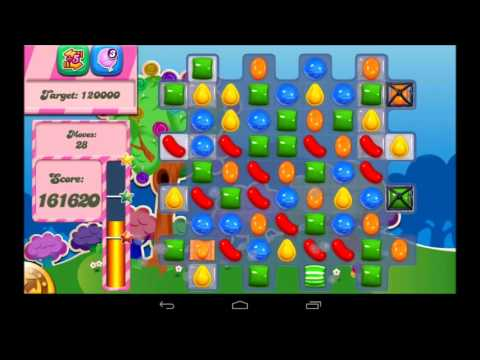 Candy Crush Saga Level 65 Walkthrough