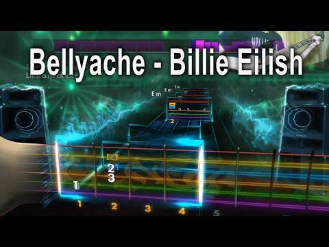 Bellyache - Billie Eilish - 98% CDLC (Lead)