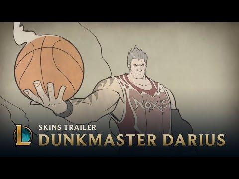 Dunkmaster Darius | Skins Trailer - League of Legends