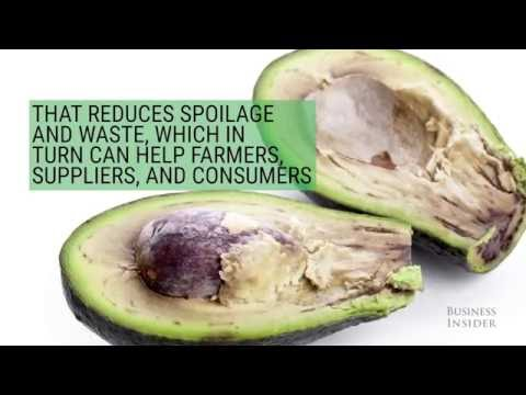 A company says they've created a way to keep avocados from turning brown