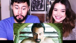 SANJU | Ranbir Kapoor | Rajkumar Hirani | Official Trailer Reaction!