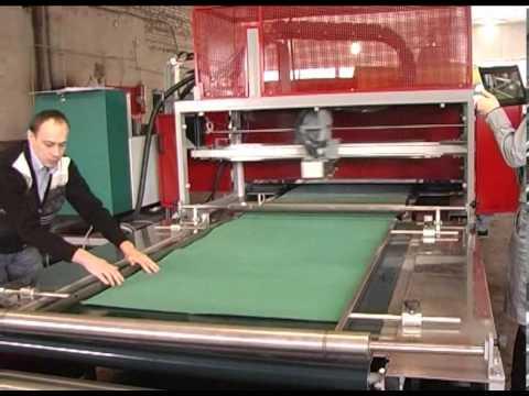 Cleaning kitchen sponges production line KAM FL1002
