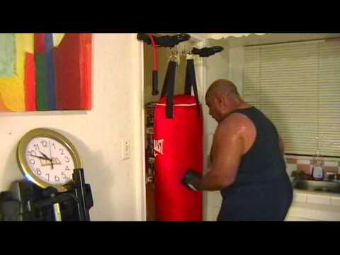 Body by Fitz Fitness - Heavy Bag #1 - 10,000 Cardio Punch Workout (Intermediate Level)