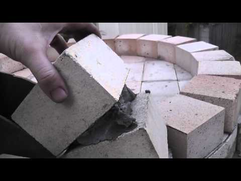 fire brick mortar problem