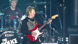 The Police - Every Breath You Take 2008 Live Video HD
