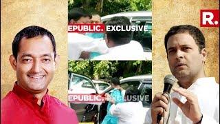 Massive Cash For Favour Scandal Hits Congress Party | #cashforfavours Scandal