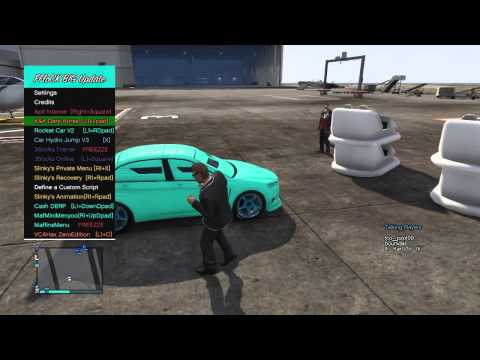 PS3/1 22] GTA 5 Mod Manager + DOWNLOAD - PlayItHub Largest