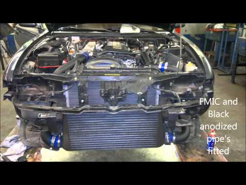 Nissan S14 SR20DET Build and Dyno