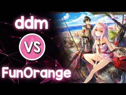 🇰🇷 ddm vs FunOrange 🇨🇦 succducc - me & u (Nathan) [together