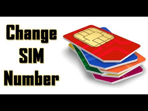 how to find any sim port number or serial number