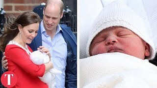 Kate Middleton Gives Birth To A Royal Baby Boy