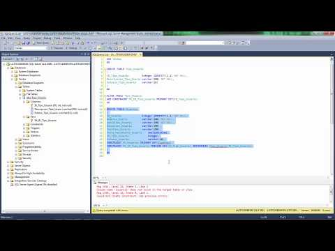 Constraints SQL Server (Intro)