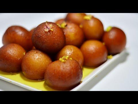 Gulab Jamun Recipe (using khoya) | How to make Gulab Jamun
