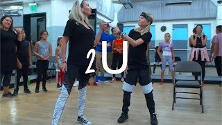 "David Guetta Feat. Justin Bieber - ""2U"" 