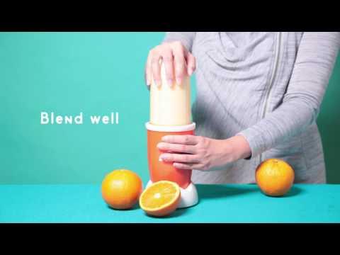 Make it: Easy orange-caramel milkshake