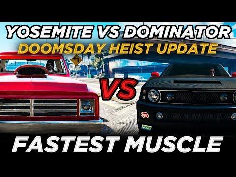 Yosemite vs Pisswasser Dominator
