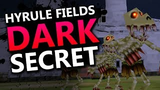 The DARK Truth of Hyrule Field in Ocarina of Time! [ft. MaskedNintendoBandit]