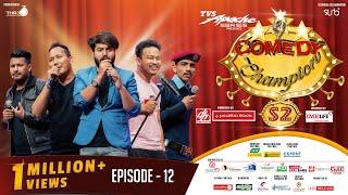 Comedy Champion Season 2 - TOP 15 Episode 12