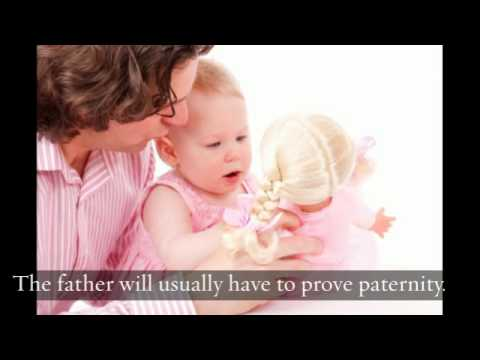 How do Colorado courts handle child custody of unmarried couples?