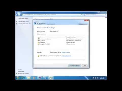 Remote Desktop-Bitelocker-Backup In Windows 7