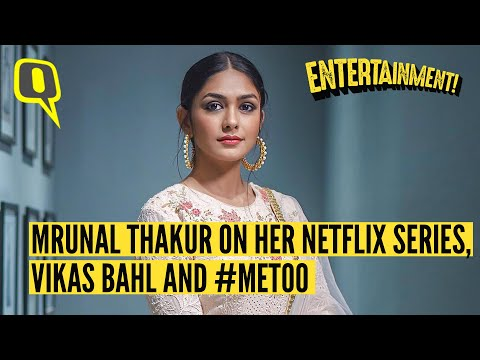 Xxx Mp4 Mrunal Thakur On Playing Sivagami In New Netflix Series Vikas Bahl MeToo Controversy 3gp Sex