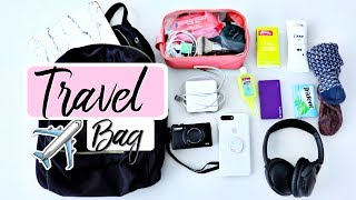 Download What's In My Carry On | Travel Tips + Essentials! Video