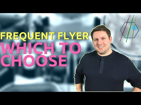 Which Frequent Flyer Program to Choose?
