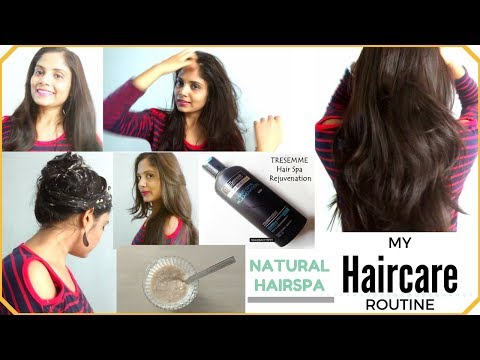 ★My Natural HAIRCARE ROUTINE 2017| Haircare tips for SMOOTH and SHINY hair at HOME