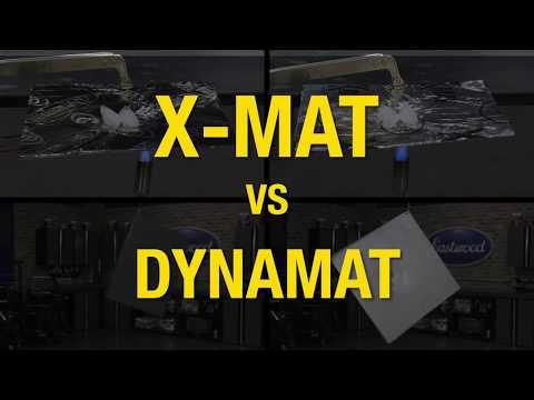 X-Mat vs Dynamat - Heat & Sound Testing! Head to Head Comparison! Eastwood