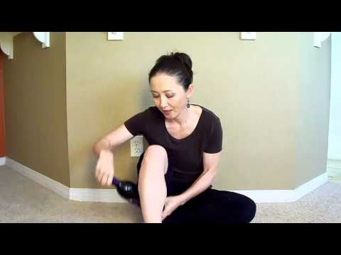 How To Massage Your Calf - Massage Monday #20