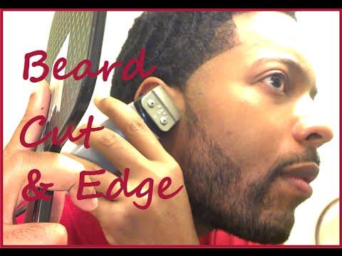 Beard Cut and Shape Up