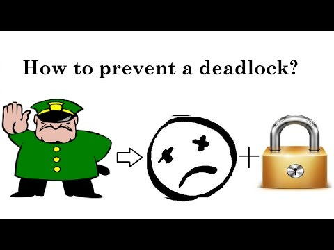 IQ 35: How to prevent a deadlock?