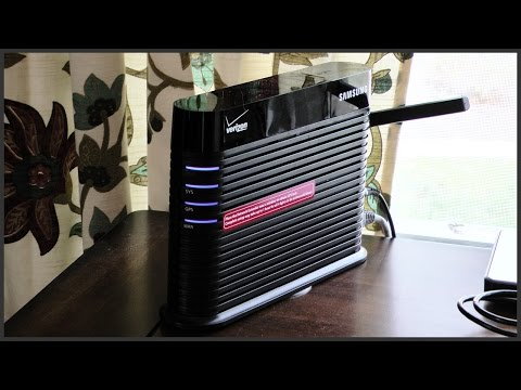 Verizon Network Extender Installation