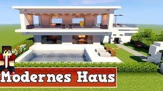 Modernes Haus Bauen Videos Ytubetv - Minecraft haus bauen deutsch