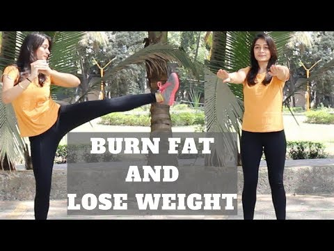 Burn Fat And Lose Weight With These Exercises At Home | WORKitOUT