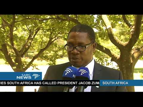 Lesufi calls for matric exams to be set by a single independent body