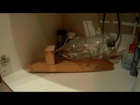Best mouse trap ever on the cheap (Credit to Chris Notap)