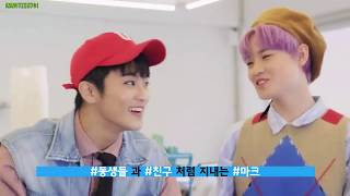NCT DREAM pushing Mark's patience to the limit.