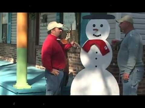 HowTo Make A Snowman