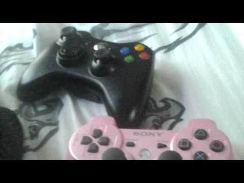 reviewing my PS3 controller