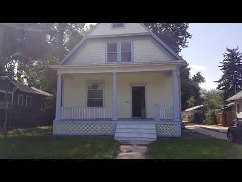 Fix and Flip of an Original 1918 House Before the Rehab Bought 8/21/17